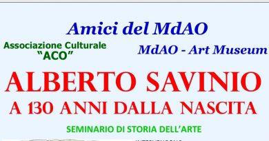 Avellino, Alberto Savinio a 130 anni dalla nascita