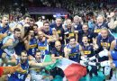 Italia Campione d'Europa di pallavolo maschile
