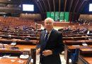 Oreste Ciasullo a Strasburgo al congresso dei poteri locali e regionali