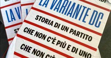 """""""La variante Dc"""", il libro di Gianfranco Rotondi in edicola dal 28 ottobre"""