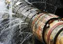 Ariano Irpino, rottura condotta idrica, l'Alto Calore sospende l'erogazione dell'acqua.
