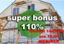 Avellino, Superbonus 110%, oggi confronto tra esperti organizzato dagli architetti di Avellino